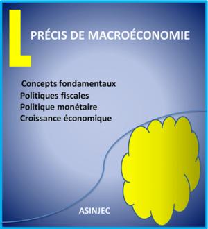 1page de garde precis de macroeconomie